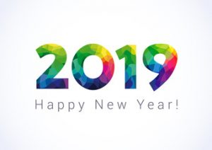 2019 happy new year