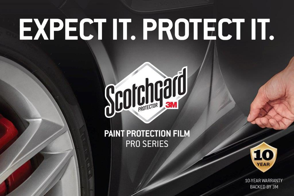 Scotchgard Paint Protection Film Pro Series 24in 30m